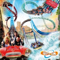 Thorpe Park – Thrills and Spills for older kids