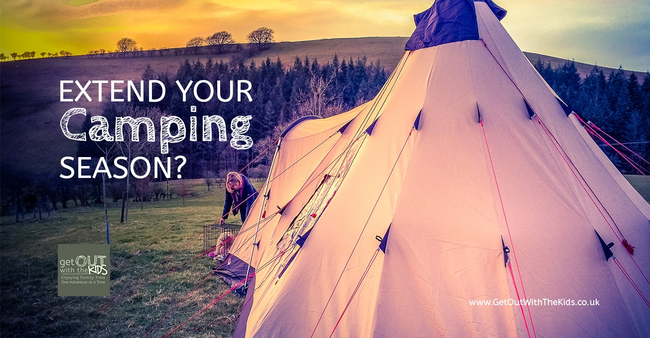 Would you like to extend your camping season