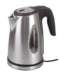 Fizz Stainless Steel Electric Kettle