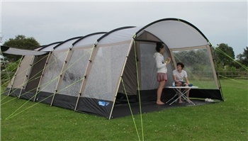 Kampa Croyde 8 Family Tent (2013 Model)