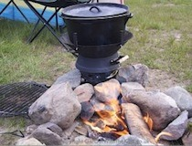 Our dutch oven