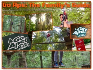 Go Ape Family Guide