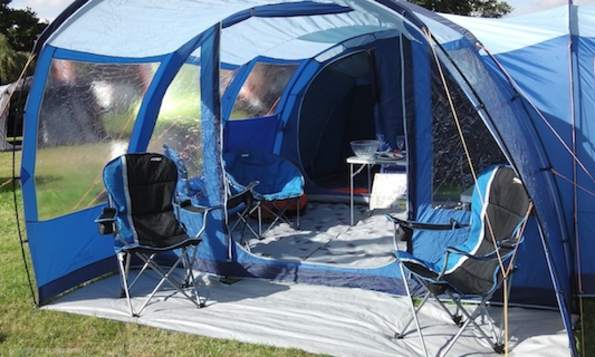 Vango Langley 500 Family Tent