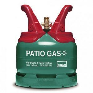 Calor 5kg Patio Gas Cylinder