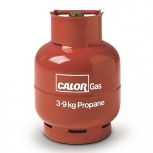 Calor 3.9kg Propane Cylinder (ideal for winter camping)