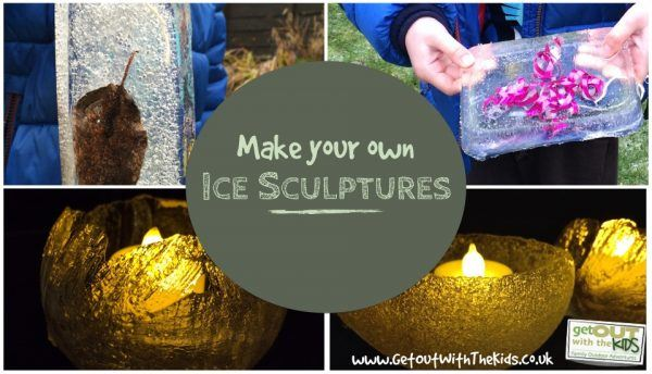 How to make your own Ice Sculptures