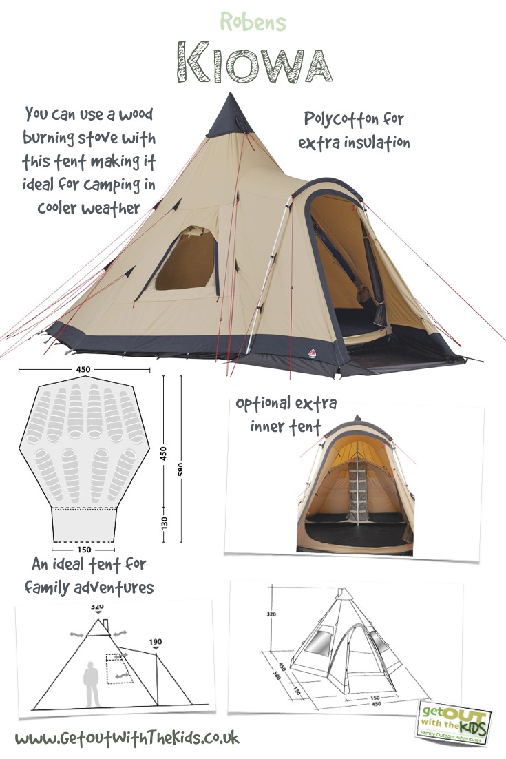 Robens Kiowa 2015 Review  sc 1 st  Get Out With The Kids & Robens Kiowa Tent Review - Get Out With The Kids