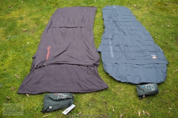separation shoes 3a2c6 161d3 Sleeping Bag Liners - What and Why