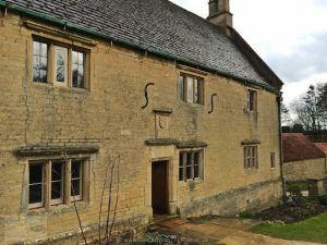 The house where Isaac Newton lived and did his great experiments