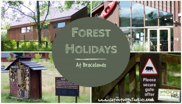 Forest Holidays at Bracelands
