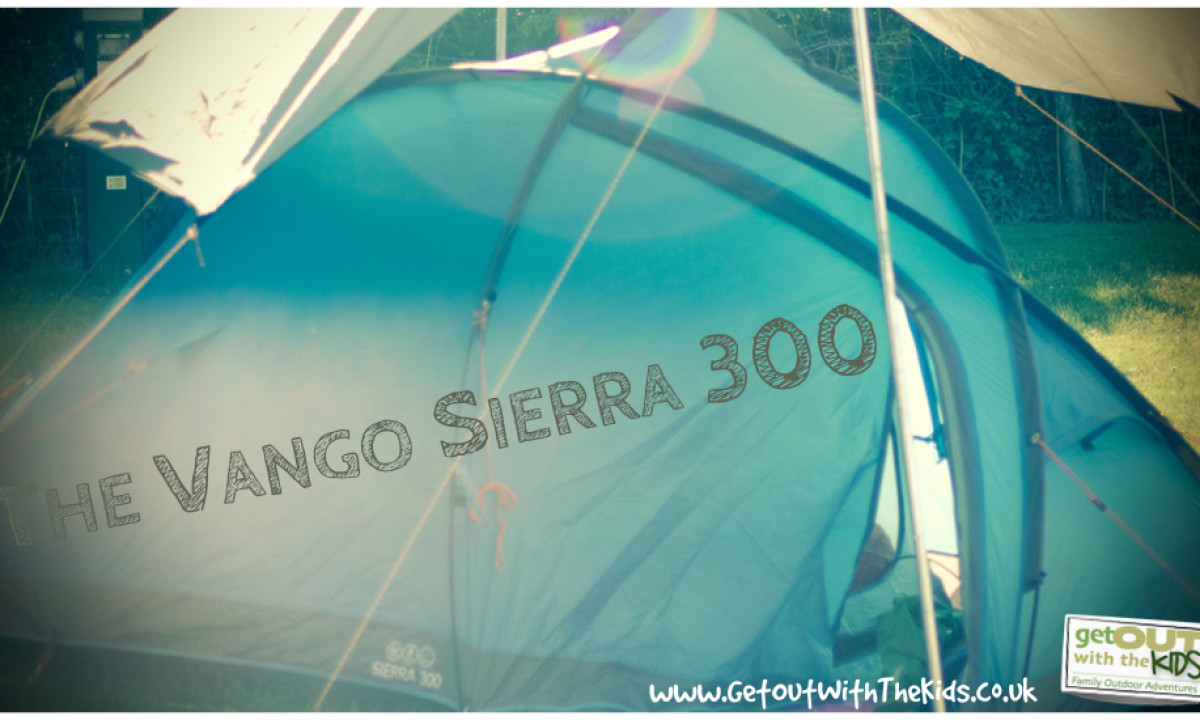 The Vango Sierra 300