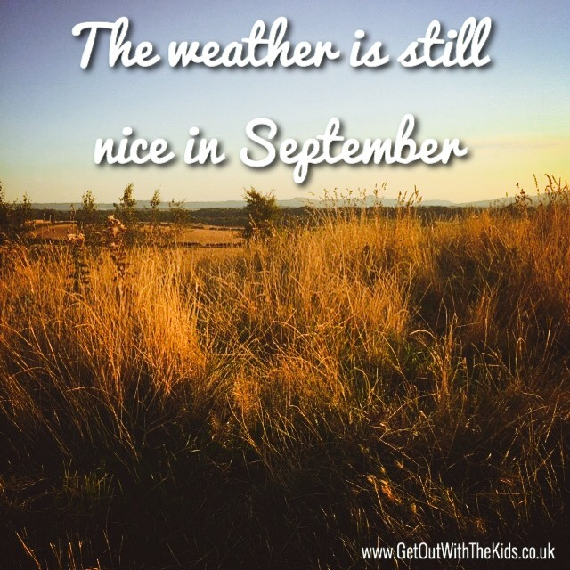 Good Weather in September
