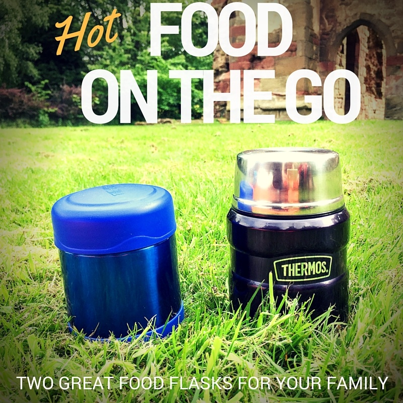 Food on the Go - Thermos Food Flasks Review