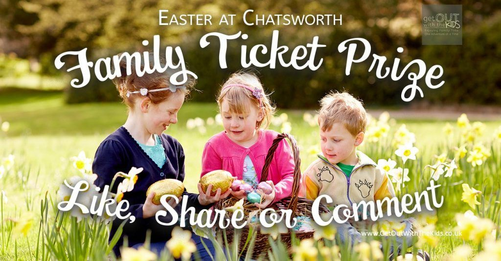Chatsworth Family Ticket Competition