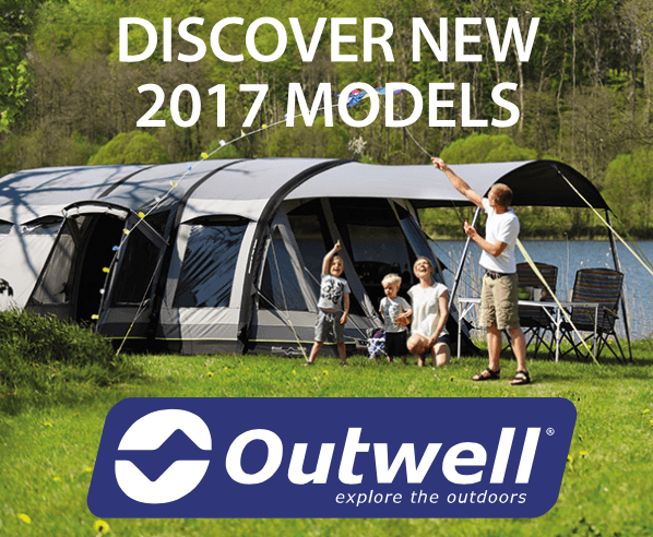 New 2017 Outwell Collection
