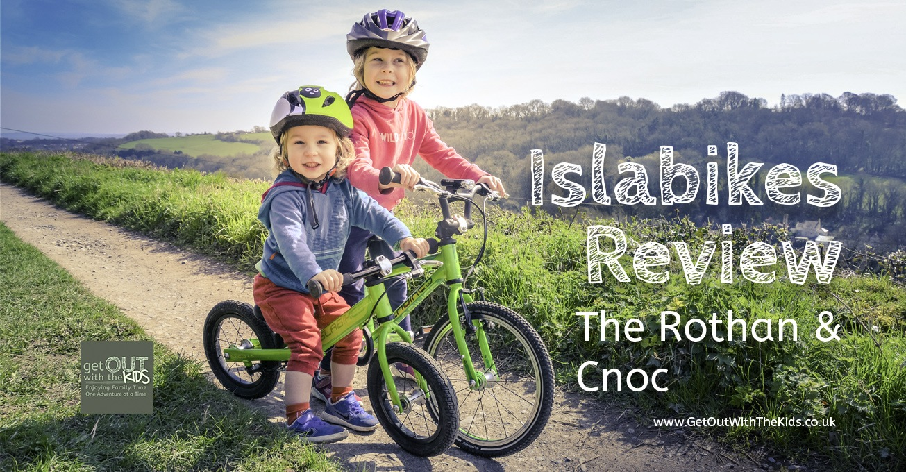 Starting your kids cycling with Islabikes