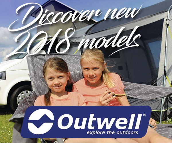 New 2018 Outwell Collection