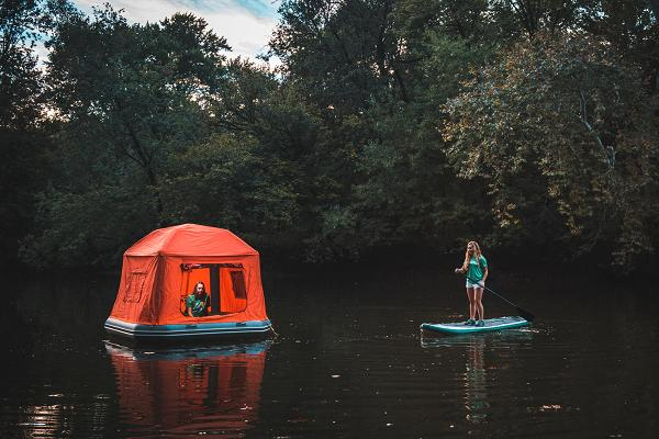 https://www.cnbc.com/2018/02/22/floating-1499-smithfly-shoal-tent-lets-you-wake-up-on-the-water.html