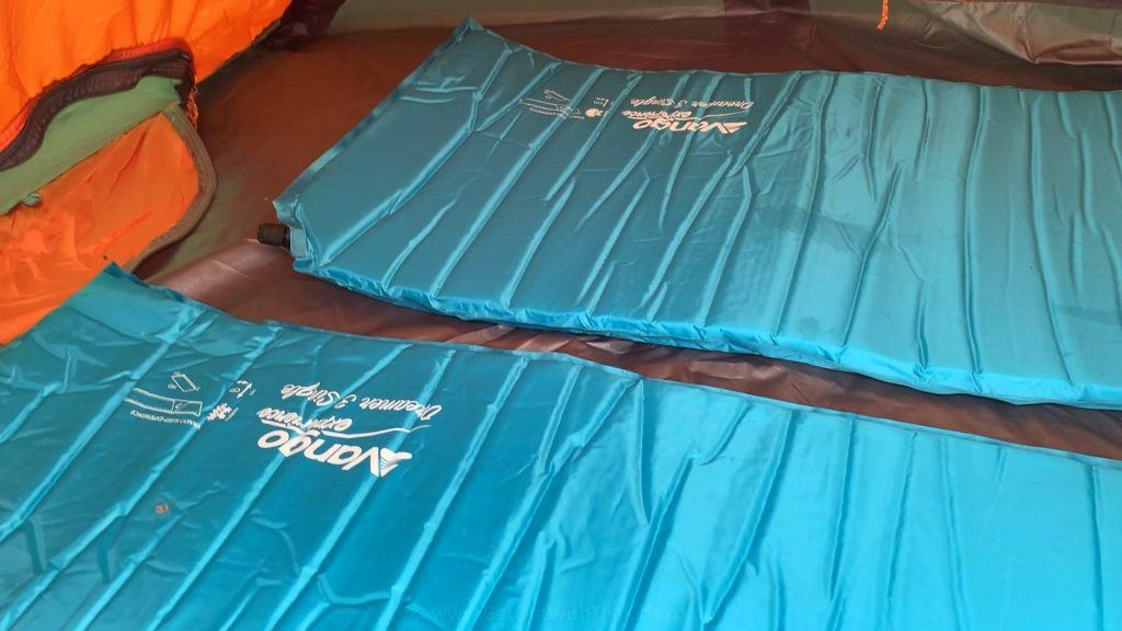 Vango Dreamer Self Inflating Mat