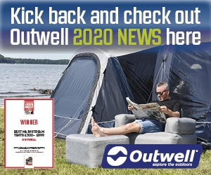 New Outwell 2020 Models