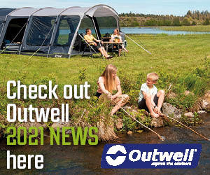 Outwell Advertisement