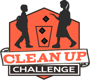 The Clean-Up Challenge Badge