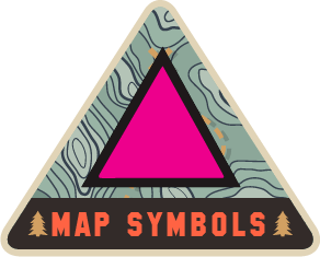 Map Symbol Quiz Badge