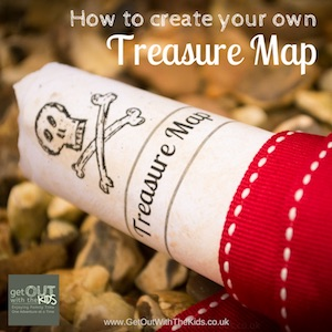 Treasure Map Construction Kit