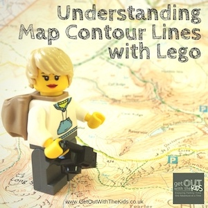 Using Lego to Understand Contour Lines